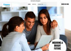 happyinsuranceservices.com