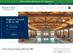 harfordcountymd.brightviewseniorliving.com