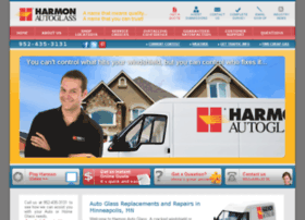 harmonautoglassmn.com