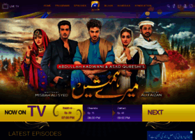 harpalgeo.tv