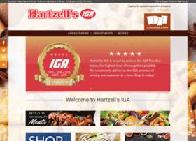 hartzellsigawarren.com