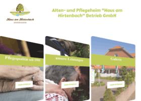 haus-am-hirtenbach.de