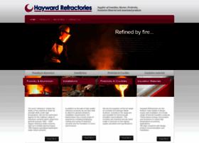 haywardrefractories.co.za