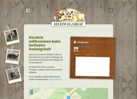 hedwigshof.de