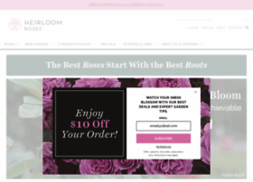 heirloomroses.com