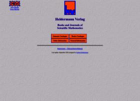 heldermann.de