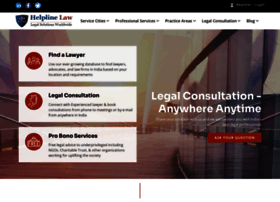 helplinelaw.com