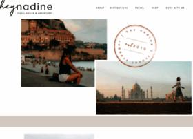 heynadine.com