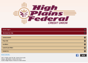 highplainsfcu.com