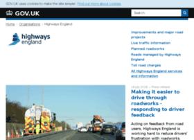 highways.gov.uk