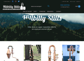 hillbillystills.com