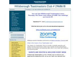 hillsboroughtoastmasters.org