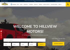 hillviewmotors.com