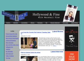 hollywoodandfine.com