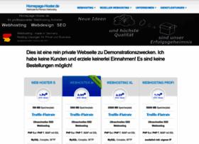 homepage-hoster.de
