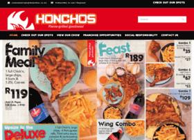 honchos.co.za