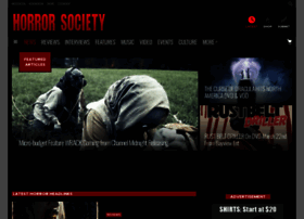 horrorsociety.com