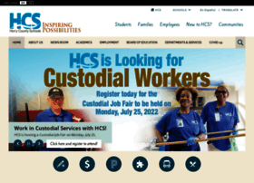 horrycountyschools.net
