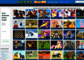 horse-games.org