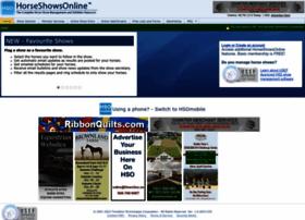 horseshowsonline.com
