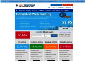 hostdepartment.com