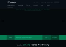 hostmysite.com