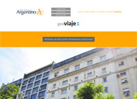 hotel-argentino.com.ar