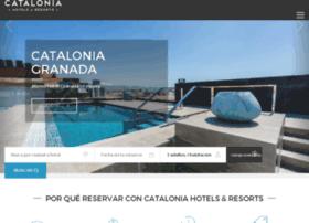 hoteles-catalonia.com