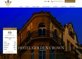hotelgoldencrown.com