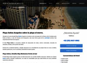 hotelplayasuites.com