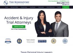 houstoninjuryattorney.lawyer