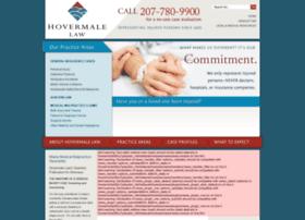 hovermalelaw.com