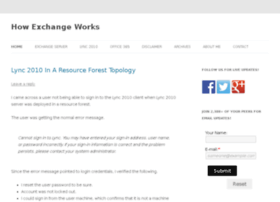 howexchangeworks.com