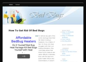 howtogetridofbedbugs.pw