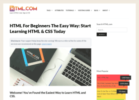 htmlcodetutorial.com