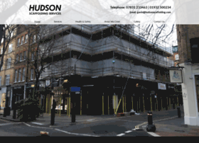 hudsonscaffoldingservices.com