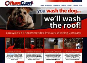 hurricleanlouisville.com