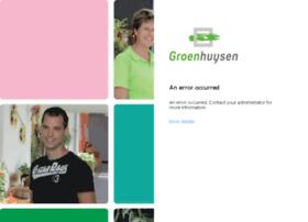huysnet.groenhuysen.nl