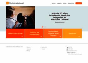 ibmedicinalaboral.com.ar