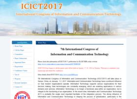 icict2017.org