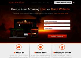iclanwebsites.com