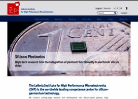 ihp-microelectronics.com
