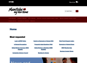 immigratemanitoba.com