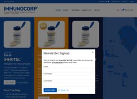 immunocorp.com