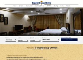 imperialhotels.co.ug