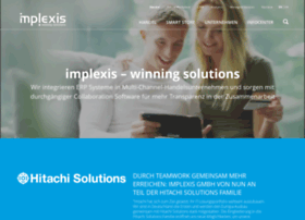 implexis-solutions.com