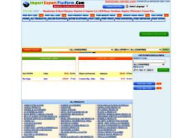 importexportplatform.com