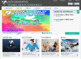 imyo.fatih.edu.tr
