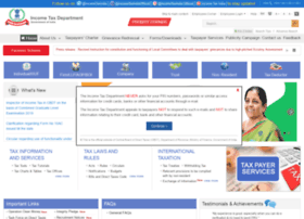 incometaxindia.gov.in