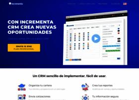 incrementacrm.com